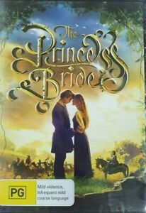 The Princess Bride DVD (Pal, 2013) Free Post