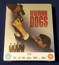 New listing Reservoir Dogs Blu-ray Steelbook Edition Zavvi New & Sealed Uk
