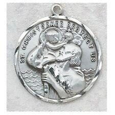 Saint Christopher Medal Men Ebay