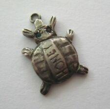 New listing Vintage Sterling Honey Badger Silver Bracelet Charm