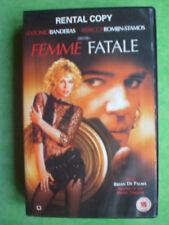 FEMME FATALE  (ANTONIO BANDEROS) BIG BOX RELEASE) RARE & DELETED