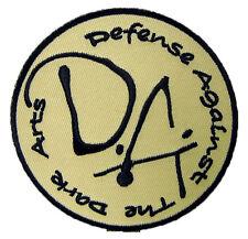 Harry Potter DA DUMBLEDORE'S ARMY Defense Against Logo - Uniform Patch  Aufnäher