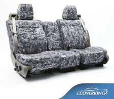 NEW Full Printed Urban Digital Camo Camouflage Seat Covers / 5102043-21