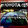 Windshield Banner Toyota Decal Sticker Vinyl Luxury Lexus Car Window JDM Graphic