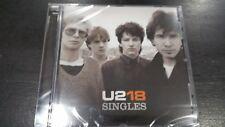 U2 - 18 SINGLES (CD SIGILLATO ISLAND 2006)