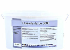 (4,79€/L) 12,5 L FASSADENFARBE 3000 - RAL 7045 - TELEGRAU 1 - MATT -