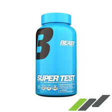 BEAST SPORTS NUTRITION SUPER TEST 180 CAPS - RELEASE YOUR INNER BEAST!