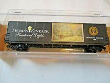 Micro-Trains # 10200808 Thomas Kinkade Painter of Light Car # 8  N-Scale