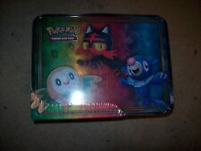 POKEMON SEALED LUNCH BOX TREASURE CHEST 5 BOOSTER PACKS INCLUDED FREE SHIPPING