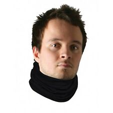 Motorcycle Bike Scooter Neck Warmer Thermal Cotton Tube Black