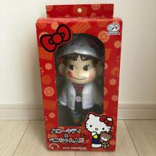 Hello Kitty Peko Chan Figure Doll ABS Fujiya Sanrio 40th Anniversary Japan F/S