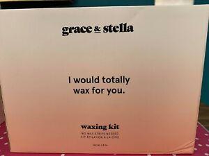 Grace & Stella Wax Warmer Waxing Kit – Easy to Use