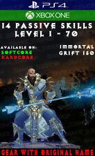 Diablo 3 - PS4 - Xbox One - Fully Modded PRIMAL Set - Inna's Mantra - Monk - V2