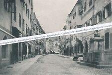 Bruneck - Brunico - Stadtgasse  - Südtirol - Alto Adige - um 1920  Q 15-5