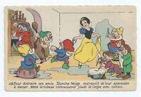 CPA - Carte Postale - WALT DISNEY - Edition Superluxe  Blanche Neige  N°16