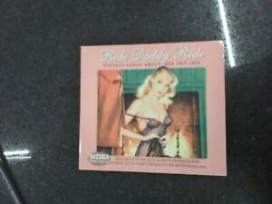 Ride Daddy Ride: Vintage Songs About Sex 1927  - 1953  CD