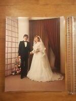 PHOTO ANCIENNE REF 211 - Mariage - Photo studio Couple