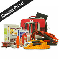 Wise Foods Emergency Auto or Home Kit - Food - Water - Supplies - First Aid