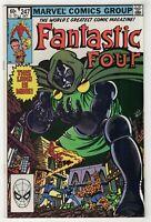 Fantastic Four #247 (Oct 1982, Marvel) [Dr. Doom] John Byrne