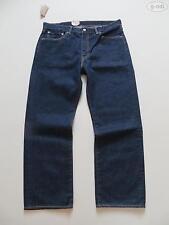 Levi's indigo -/dark-washed Herren-Straight-Cut-Jeans niedriger Bundhöhe (en)