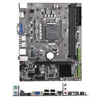 NEW for Intel H55 Socket LGA 1156 Micro ATX PC Motherboard DDR3 Mainboard