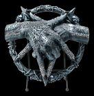 Deko Relief - Hold of Baphomet - Nemesis Now Gothic Wanddeko Halloween