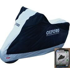 Oxford Aquatex Cover Out/Indoor Motorcycle Cover M Size CV202 Medium