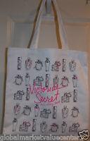 Victoria's Secret Love OUR SEXY BEST Ivory / Cream Beach Tote Bag HANDBAG