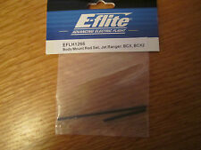 E-FLITE BODY MOUNT ROD SET, JET RANGER: BCX.BCX2 EFLH1266