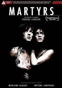 Martyrs (2008) Blu-ray Canadian Region A Release Horror Rare OOP
