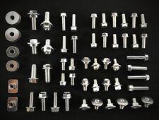 70pc HONDA BOLT KIT CR CRF  50 60 80 85 125 150 250 450 480 500 seat body repair