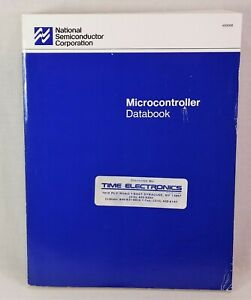 1987 National Semiconductor Microcontroller Databook