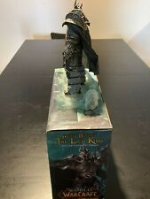 World of Warcraft The Lich King Deluxe Collector Figure