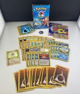 Pokemon WOTC Blackout Theme Deck Complete