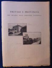 ILLUSTRAZIONE ITALIANA - N. 3/1928 - TREVISO E PROVINCIA