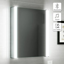 Stainless Steel Rectangular Modern Bathroom Mirrors