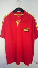 Spain polo shirt size L bnwt