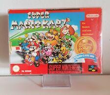 SNES Super Nintendo, MARIO KART  , OVP - TOP  A5150