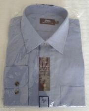 Marks and Spencer Men's No Pattern Button Cuff Formal Shirts