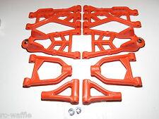 YY-MadMax HPI KM ROVAN BAJA 5T 5SC Complete A-arm Set Orange