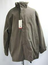 Men's Paul Berman Brown Coat (5XL).. Sample 3824