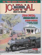 RAILMODEL JOURNAL 10/97 CN SW1200RS, BAY-WINDOW CABOOSE, AC&F TANK CAR, ICG GP18