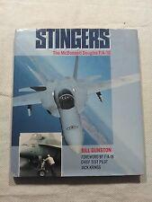 STINGERS - THE MCDONNELL DOUGLAS F/A-148 - BILL GUNSTON - MALLARD PRESS