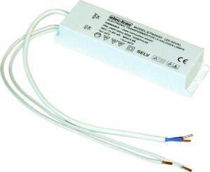 Rasmi 20-60w 12v Low Voltage Electronic Dimmable Transformer for LV Halogen lamp