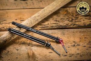 Tune Dc 15 Sr Quick Release QR15 With Carbon Lift for Suntour Fork 100x15 Black