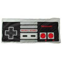 "Nintendo Controller 36.5"" x 61"" Pocket Throw Blanket"