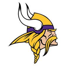 """Minnesota Vikings Decal Indoor - Outdoor - Car-  Truck - Window 4"""" x 5"""""""