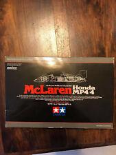 Tamiya 1/20 McLaren MP4/4