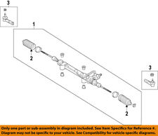 TOYOTA OEM 14-18 Corolla-Rack And Pinion Complete Unit 4551002490