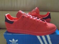 meet 2c397 be916 Adidas Stan Smith Men s Athletic Shoes Size 13 Shock Red Suede S80032 New  w Box